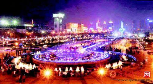 """济南城市照明总体规划公示 打造""""泉城夜宴"""""""