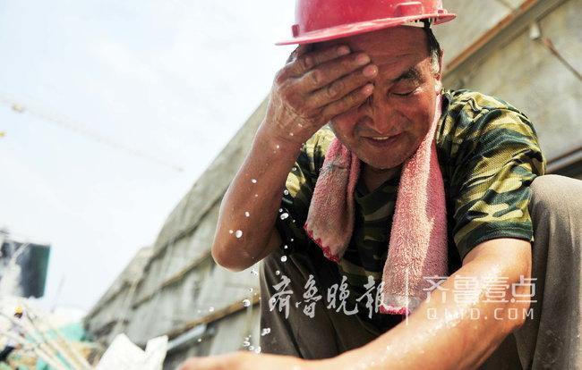 """山东气温比常年高2℃,菏泽成""""火炉""""!罪魁祸首是它"""