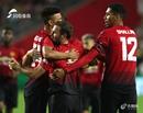 热身赛-曼联1-1墨西哥美洲 马塔扳平华裔妖星首秀