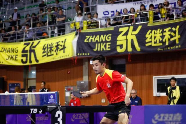 张继科确认退出澳大利亚公开赛 国乒共五人退赛