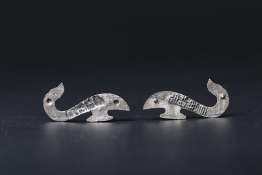 """""""长毋相忘"""",一枚汉代银带钩的千年相思"""