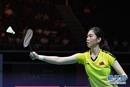 中国选手无缘新加坡羽毛球公开赛冠军