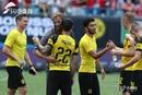 国际冠军杯-多特3-1逆转利物浦 范迪克建功普利希奇双响