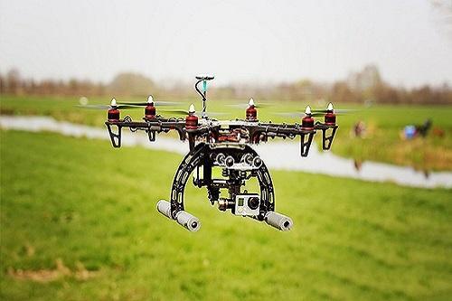 淄博推广土地整治项目全程监管系统 无人机可动态监管