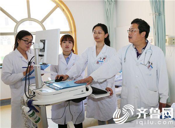 颠覆传统微创形式 烟台心内科医生首次尝试经锁骨下静脉穿刺手术
