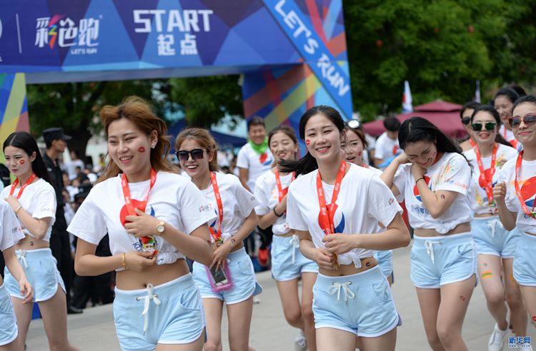 2018年8月山东省全民健身赛事活动预告