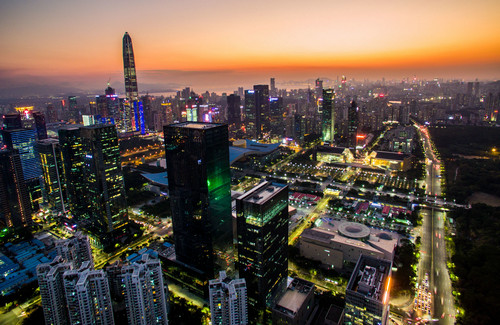 日媒赞深圳创业氛围浓厚:年轻人在这里成就事业实现梦想