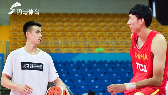 2018国际男篮锦标赛前瞻:中国男篮红队赛前热身