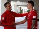J罗否认回皇马:我在拜仁很开心 想为球队拿欧冠