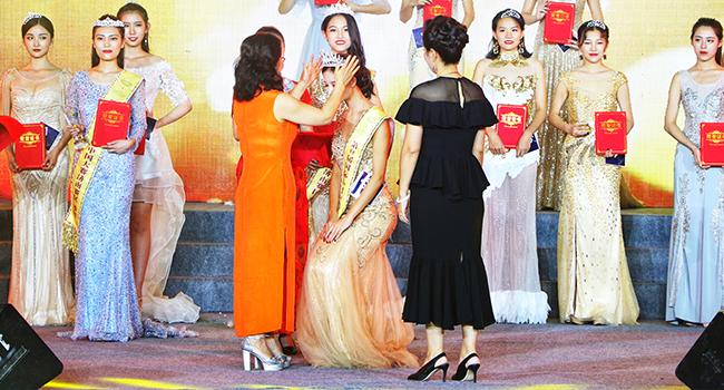 动感泉城,美丽一夏第58届国际小姐中国大赛济南赛区决赛完美落幕