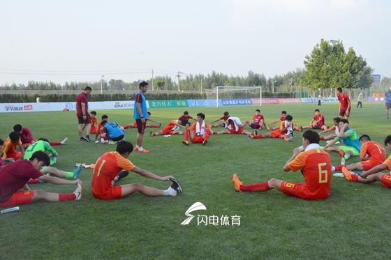 潍坊杯:郭田雨破门 U19国足2-3遭两连败