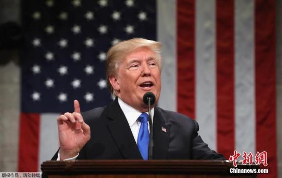 特朗普称愿在不预设先决条件情况下会晤伊朗领导人