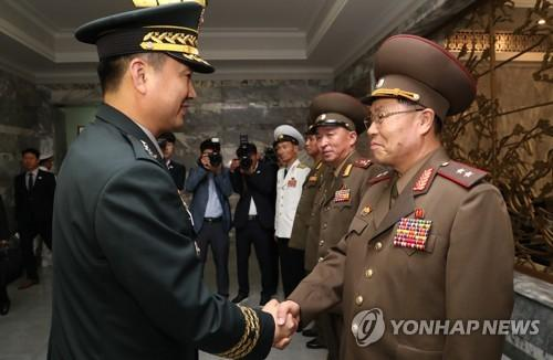 韩朝今将讨论互撤哨所解除武装 打造真正和平地带