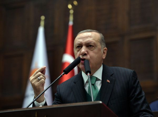 土耳其盼成金砖国家一员 外媒:与美渐行渐远