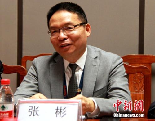 汉能薄膜发电集团执行董事、高级副总裁张彬