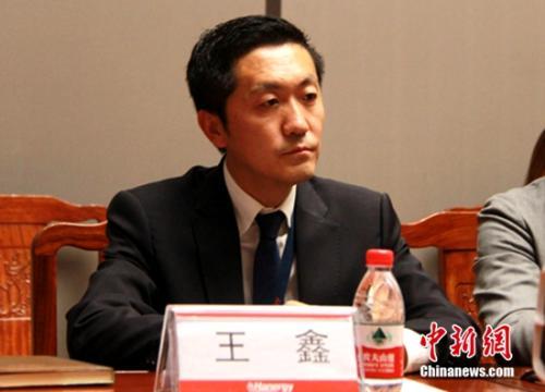 东汉新能源汽车技术有限公司总经理王鑫