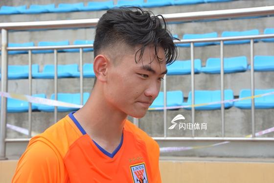 鲁能小将刘超阳:为球队感到自豪 目标是最佳射手