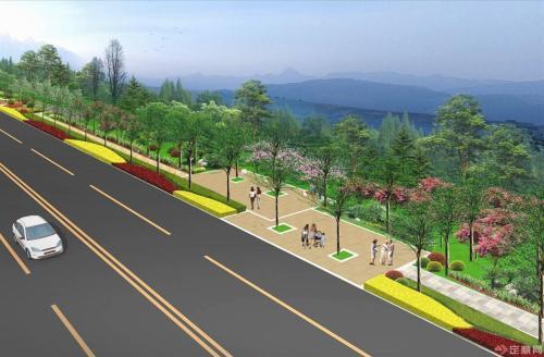 鲁化路改造已完成60% 后菜市街工程预计11月底完工