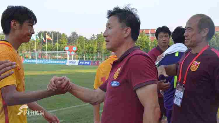 成耀东:征战潍坊杯让中国国青更好备战亚青赛