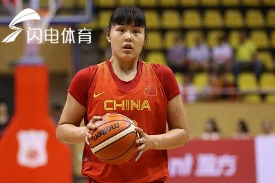 热身赛-李月汝11+10 中国女篮17分击败加拿大