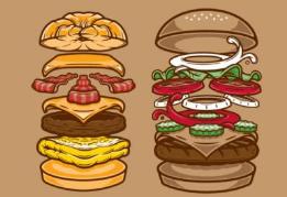 男子汉堡店偷食材落下手机露马脚 张店民警顺藤摸瓜将其抓获