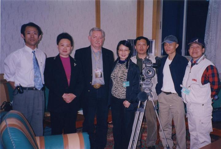 64国际陶瓷博览会拍摄现场