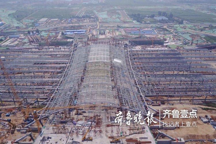 离通车差四个多月,济南东站何时可完工?