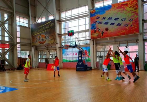 2018中国三对三篮球联赛山东赛区决赛圆满落幕
