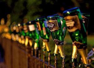 张店一生态园里搞啤酒节 晚上噪音扰民被投诉