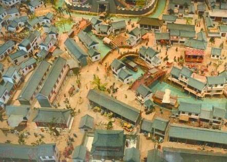 """穿越千年古胶州再现 板桥古镇打造""""海丝""""文化小镇"""