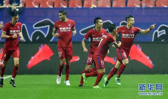 鲁能周六客战重庆 对手赛季第三次换帅