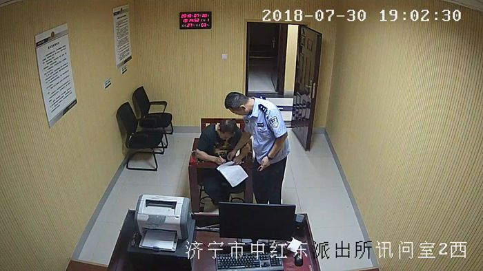 """济宁""""的哥""""起贪念盗窃摩托车"""