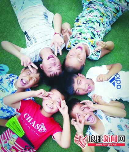 临沂留守儿童父母的暑假:感动、感恩与心疼并存