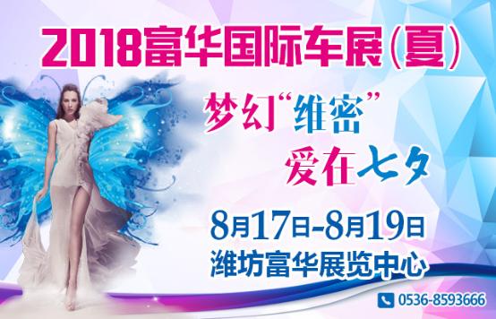 2018富华国际车展(夏)155