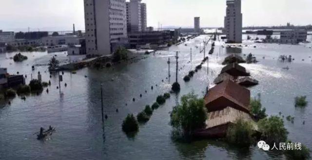 你可还记得,20年前九江大堤上那些满身泥水的士兵?