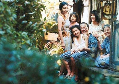 《小偷家族》票房破7000万 有望创日本电影内地纪录