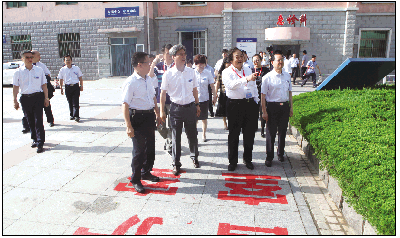 胜利油田中心医院顺利 通过中国胸痛中心认证