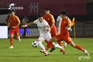热身-张玉宁破门高准翼送乌龙 U23男足3-2伊朗