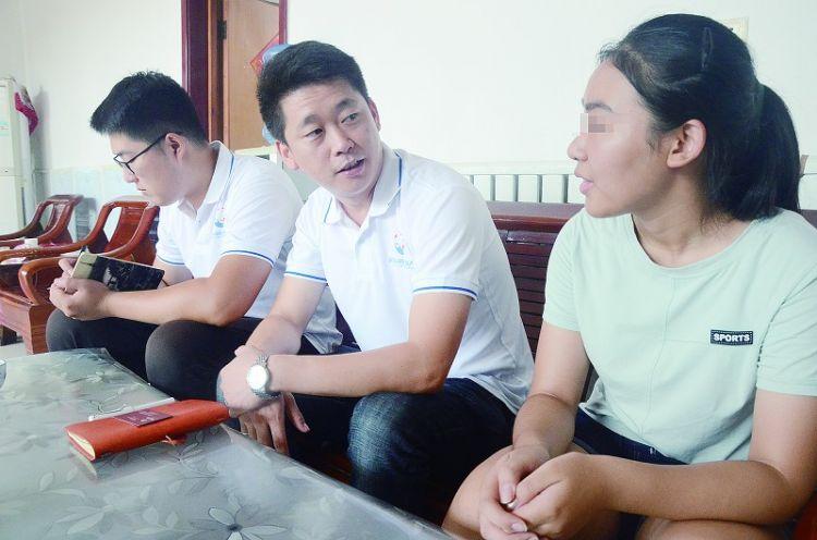 爱心企业发起公益助学活动对20名大学生给予帮扶