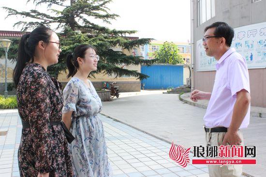 临沂沂水第四中学教师张洪全:将爱的教育进行到底