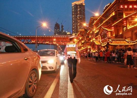 重庆交巡警王福波:平凡岗位上的担当和坚守