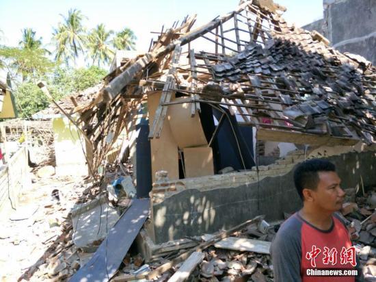 韩国将向印尼震区提供50万美元援助