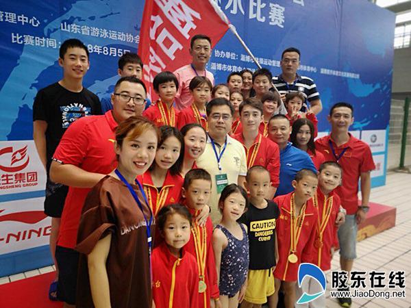 第24届省运会跳水比赛落幕 烟台跳水健儿喜获丰收