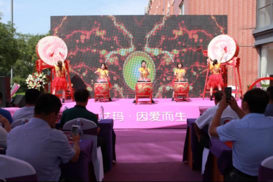 【新闻通稿】潍坊艾玛妇产医院开业盛典208