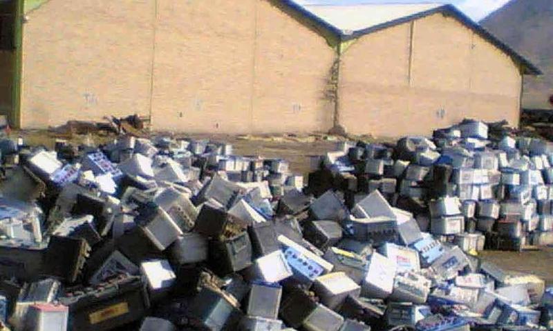 废旧蓄电池 如何回收才好