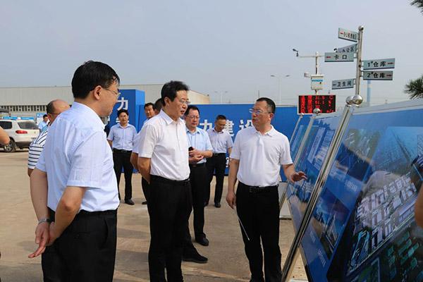李永红:抓牢项目不放松 打造新旧动能转换新引擎