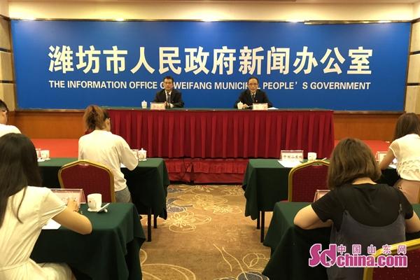 上半年潍坊经济社会发展稳中向好 地区生产总值同比增长6%