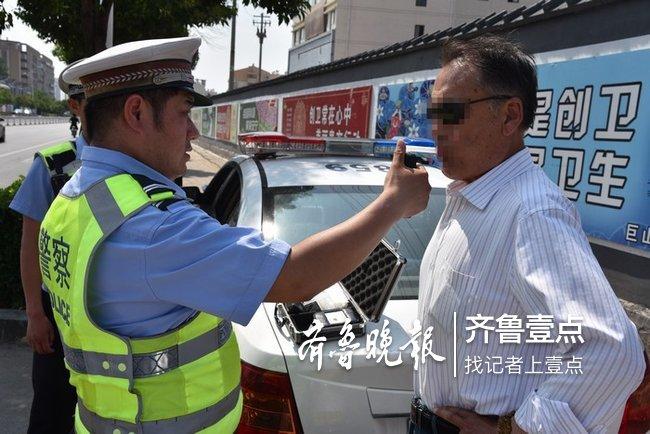 """枣庄交警统一行动 8月是""""严重交通违法严管月"""""""