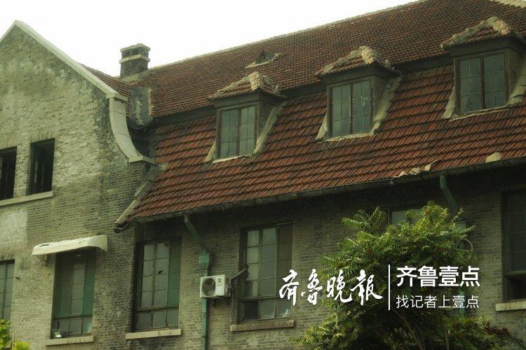 济南历山路百年修女院,历经沧桑欲平移
