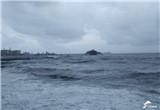 青岛栈桥被淹、济南启动防汛III级应急响应....
